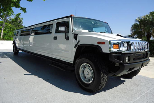 14 Person Hummer San Francisco Limo Rental