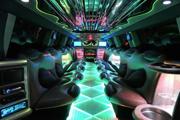 14 Person Hummer Limo Rental San Francisco