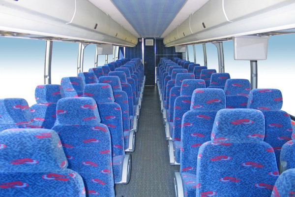 50 Person Charter Bus Rental San Francisco