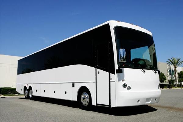 50 Person Charter Bus Service San Francisco