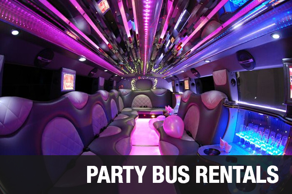 Party Bus Rentals San Francisco