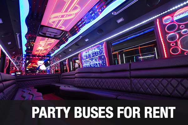 Party Bus San Francisco