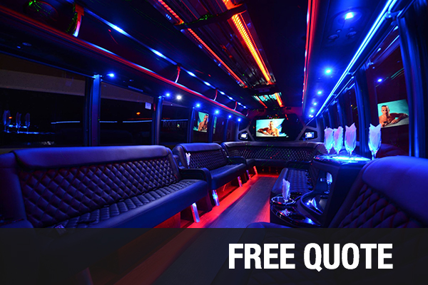 Party Buses For Rental San Francisco